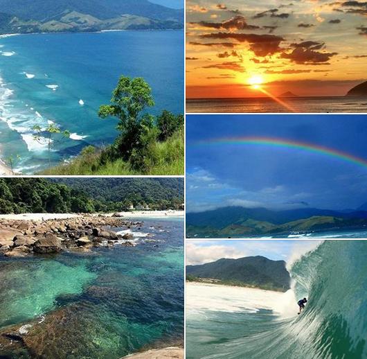 Saiba informações sobre Maresias e veja imagens ao vivo da Praia.