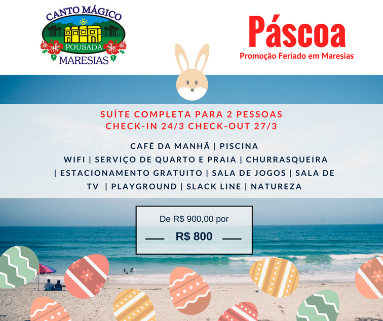 ÚLTIMAS VAGAS COM DESCONTO  #Feriado #Páscoa #Maresias #Praia #Descanso #Natureza