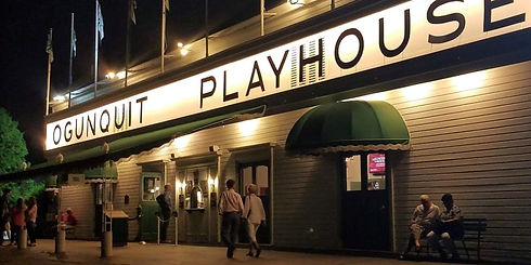 Enjoy theatrical performances at Ogunquit Playhouse