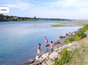 Seacastles Resort on Shore Road