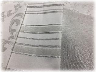 Новогодние скатертные ткани 8