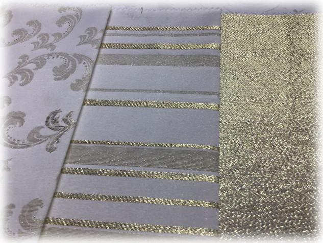 Новогодние скатертные ткани 10