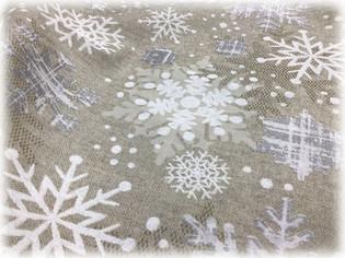 Новогодние скатертные ткани 4