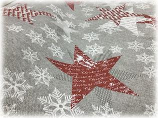 Новогодние ткани для скатертей