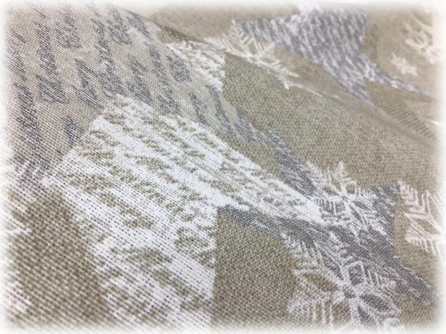 Новогодние скатертные ткани 2