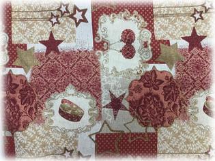 Ткани для Нового года