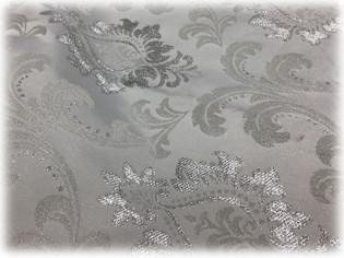 Новогодние скатертные ткани 7