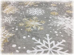 Новогодние скатертные ткани 3