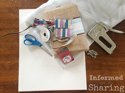 Senior Collage Supplies Donation