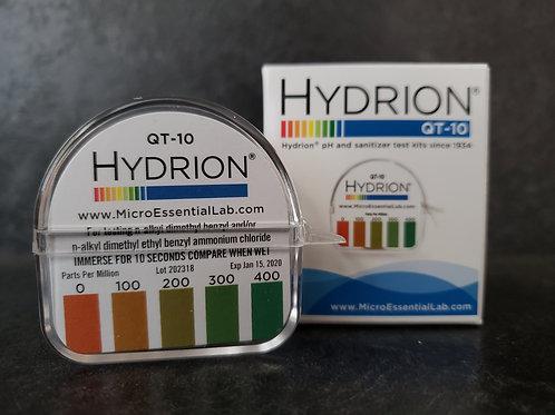 Quat Sanitizer Ph Test Strip/Kit