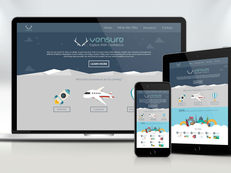 Concept website design