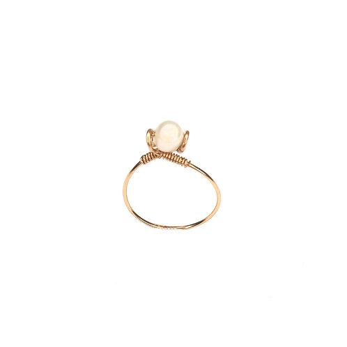 טבעת פנינה גולדפילד