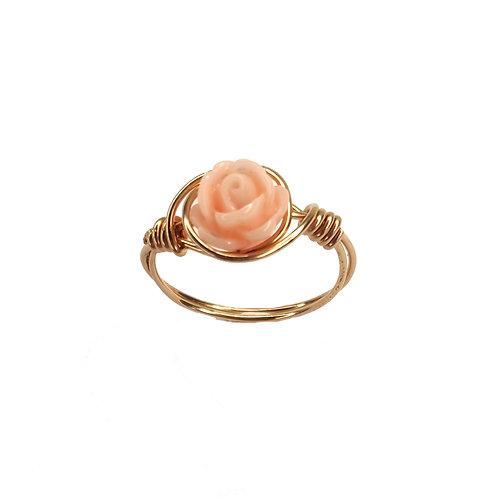 טבעת ורד גולדפילד