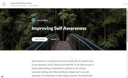 improving Self Awareness