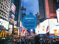 Business Acumen sample