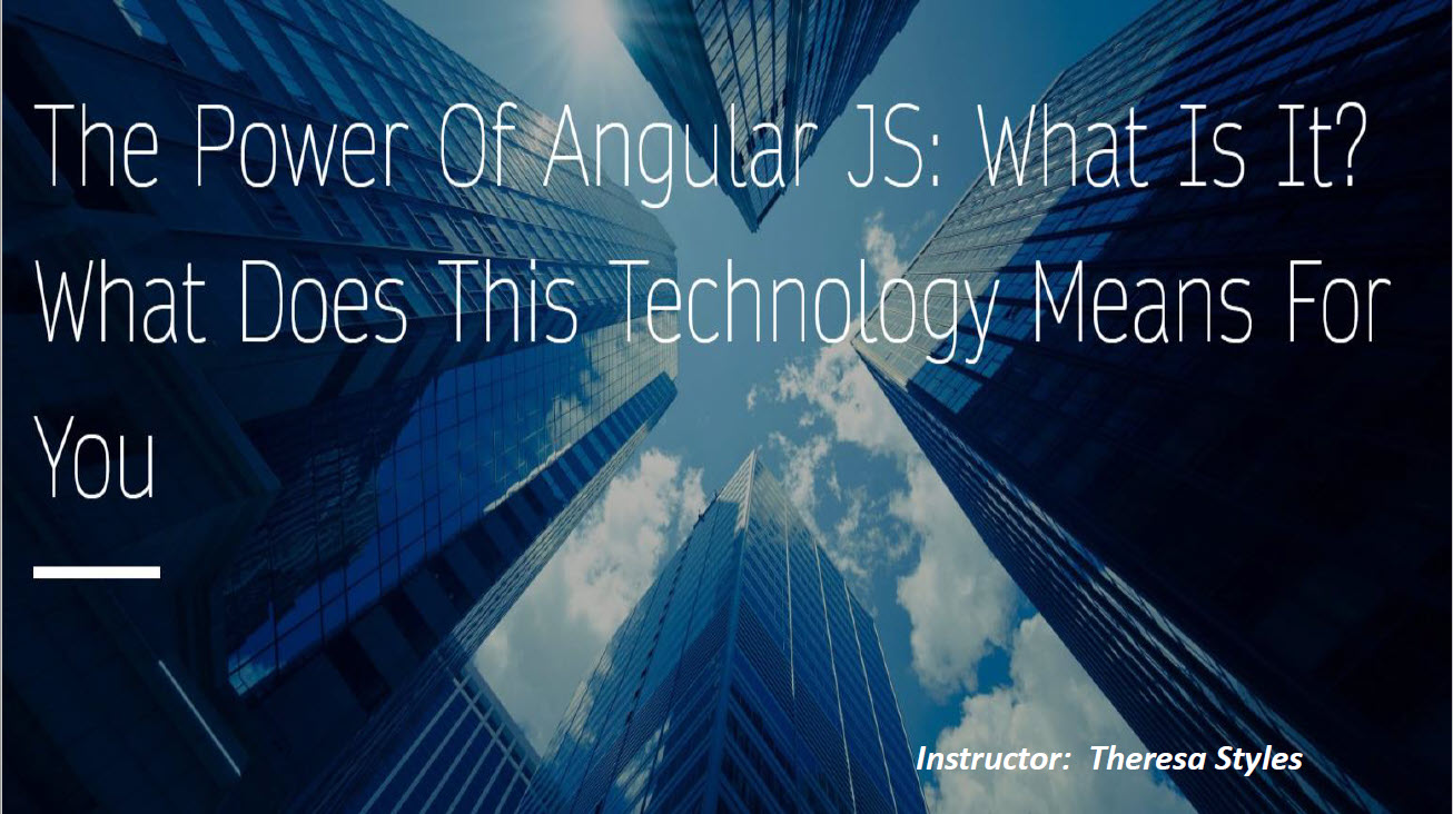 Angular JS
