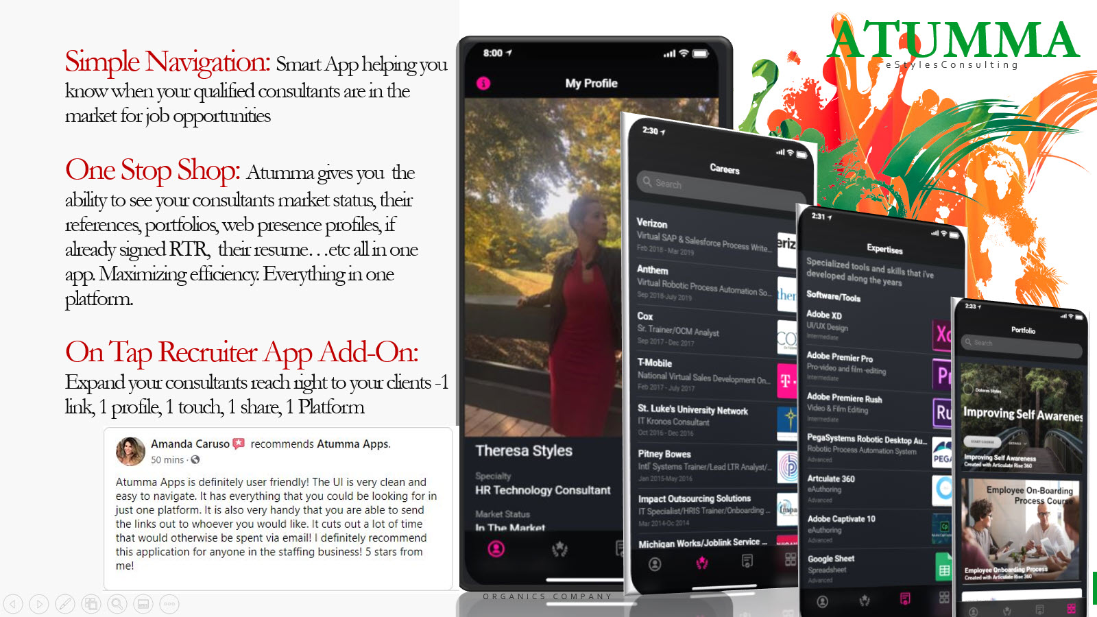 theresa app