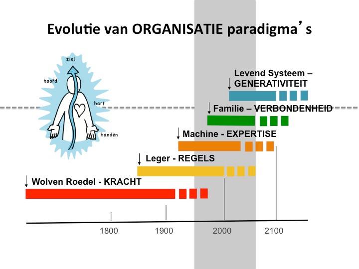 Organisatie paradigma's