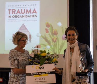 Trauma in organisaties: De deur staat op een kier.