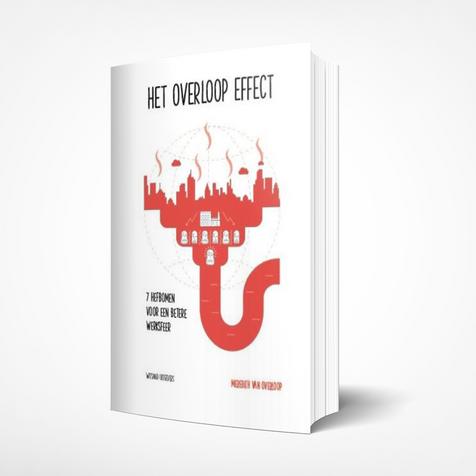 Het overloop effect - Meridith Van Overloop