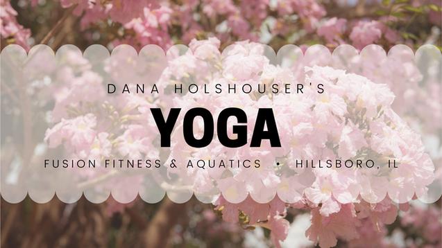 Yoga with Dana 2