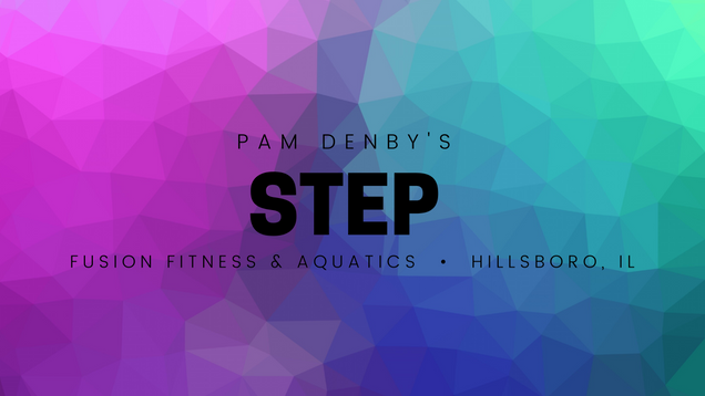 Step with Pam Denby