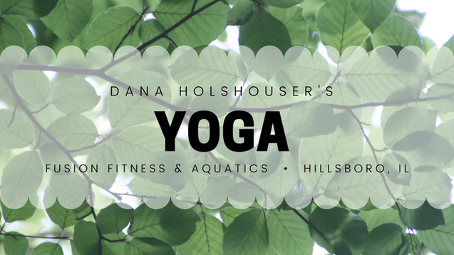 Yoga with Dana