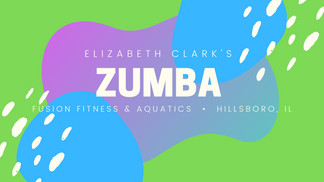 Zumba 5-21-20