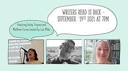 Writers READ is back -.jpg