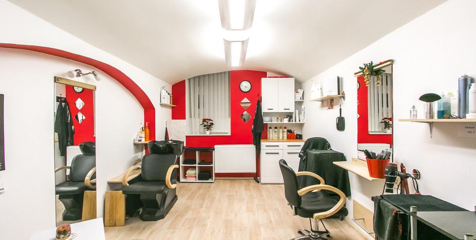 Kadeřnictví - studio Athena