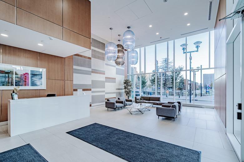Calgary Real Estate Lobby