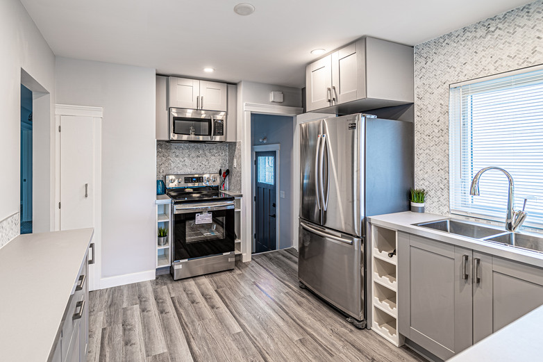 Calgary Real Estate Kitchen