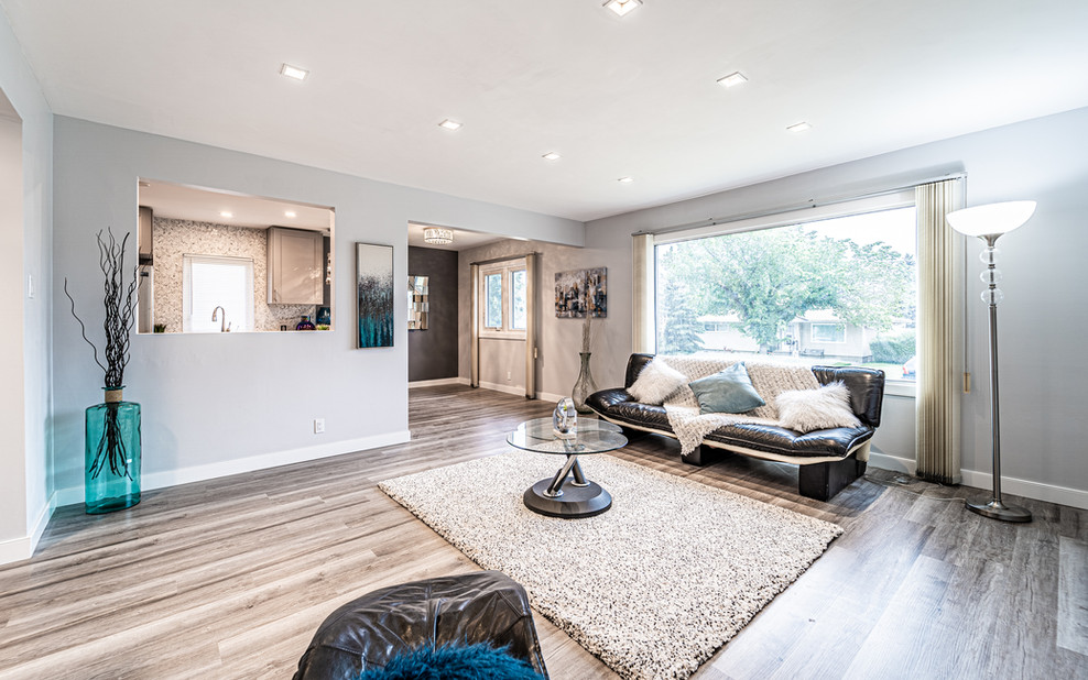 Calgary Real Estate lounge