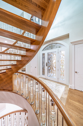 Calgary Real Estate Stairs