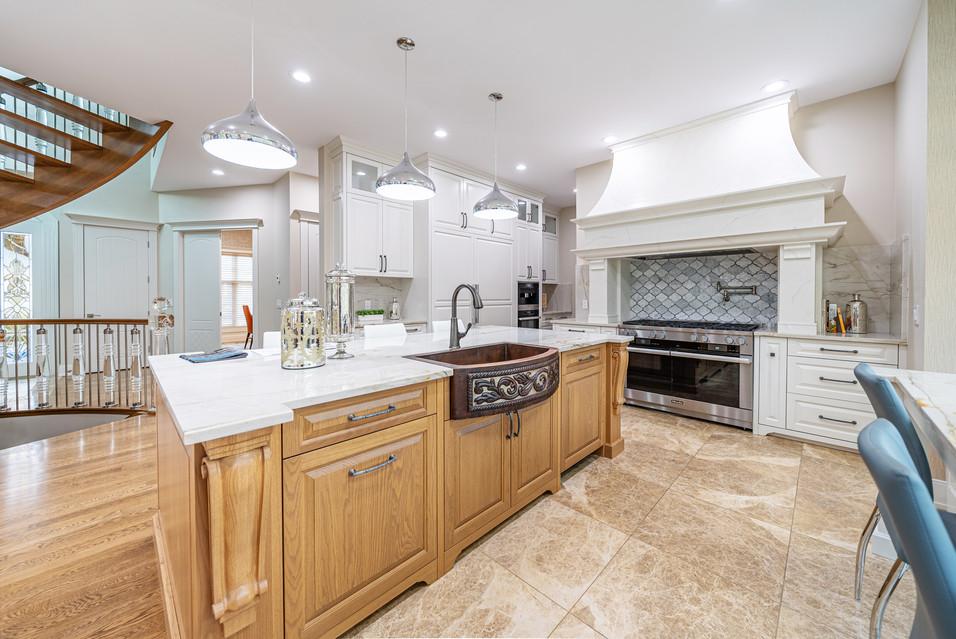 Calgary Real Estate Kitchen Wood