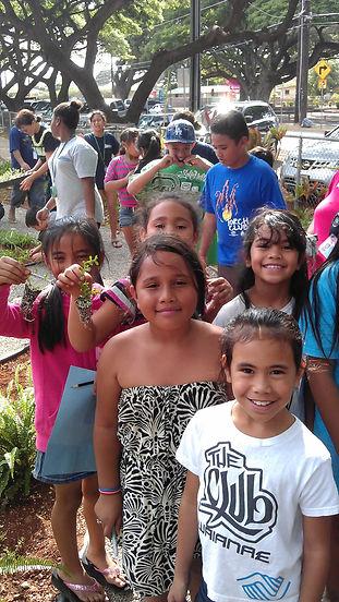 Waianae Boys & Girls of Hawaii on planti