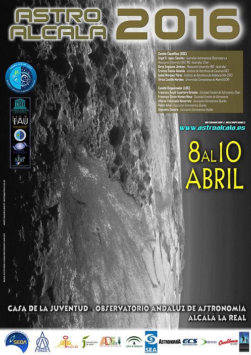 Jornadas de Astronomía AstroAlcalá