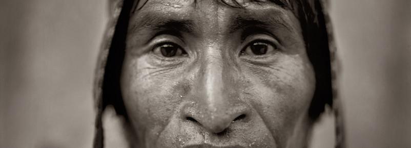 Perú, Viaje al sol. Hombre de Callacancha, 2000.
