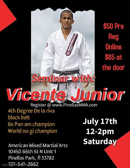 Copy of Jiu Jitsu Poster Template - Made