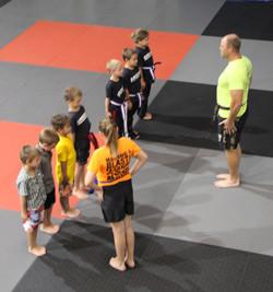 Summer Camp MMA Classes