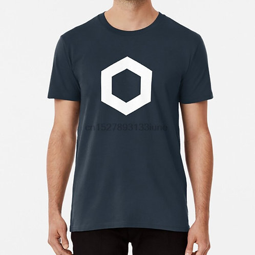 Chainlink Logo T-Shirt | LINK |  Blockchain Smart Contract Oracle Solution