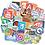 Thumbnail: 50 Piece Sticker Pack   Bitcoin Programming Internet Java Php Html Cloud Docker