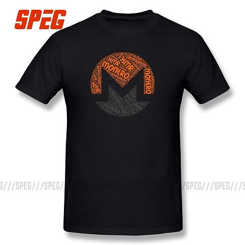 Monero T-Shirt | XMR  | 100% Cotton | Crew Neck