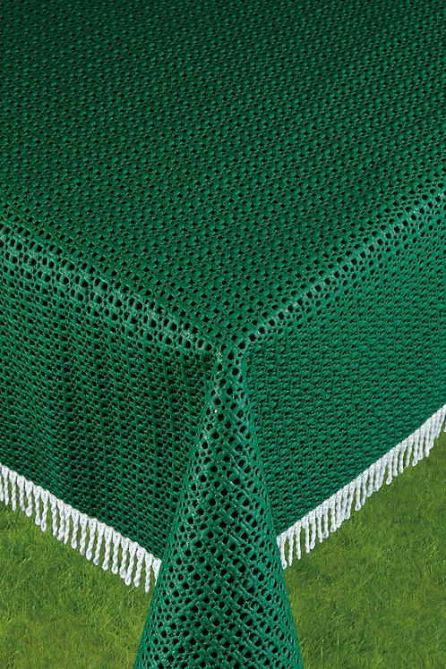Gartentischdecke Rustikal Huntergreen