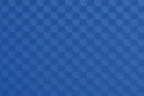 Gymnastikmatte Art. 24994 Blau 100 cm breit
