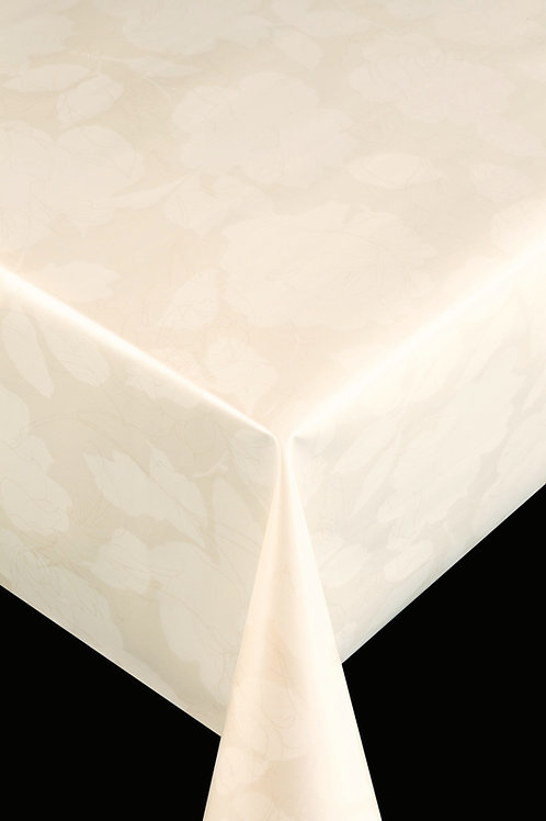 Brillant 60106 Bouquet White Breite: 140 cm