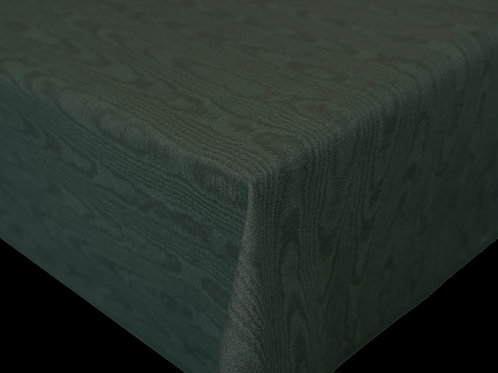 Flair Tischdecke eingefasst Darkgreen