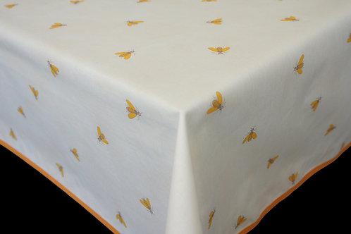 Flair Tischdecke eingefasst Honeybee