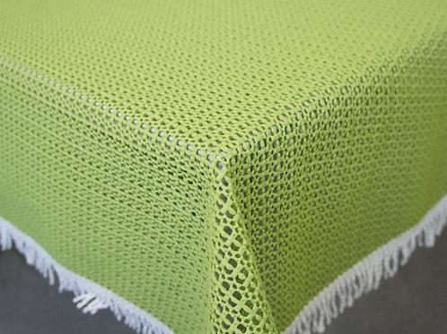 Gartentischdecke Rustikal Moosgrün