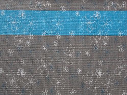 Pilates Matte Art.74071 Turquoise 60x180 cm